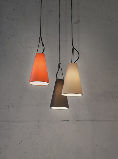 mia pendant by filumen | Suspended lights
