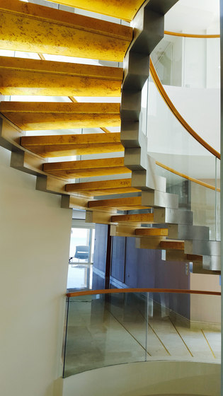 Cobra Gold by Siller Treppen | Staircase systems