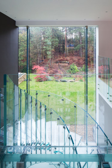 Fly by Siller Treppen | Staircase systems