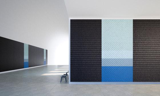 BAUX Acoustic Panels - Corridor de BAUX | Wood panels
