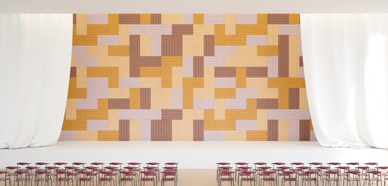 BAUX Acoustic Panels - Event Space by BAUX | Wood panels