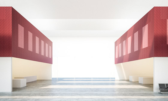 BAUX Acoustic Panels - Hall by BAUX | Wood panels