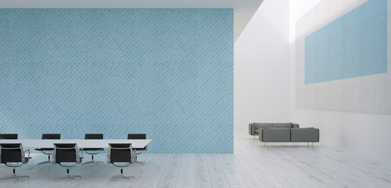 BAUX Acoustic Panels - Meeting Room di BAUX | Pannelli legno