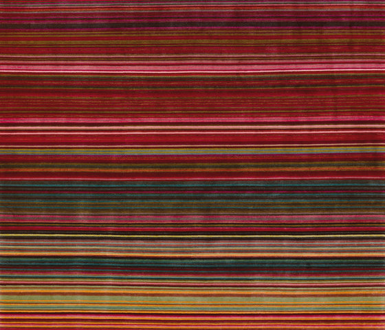 Stripes - Loveland von REUBER HENNING | Formatteppiche
