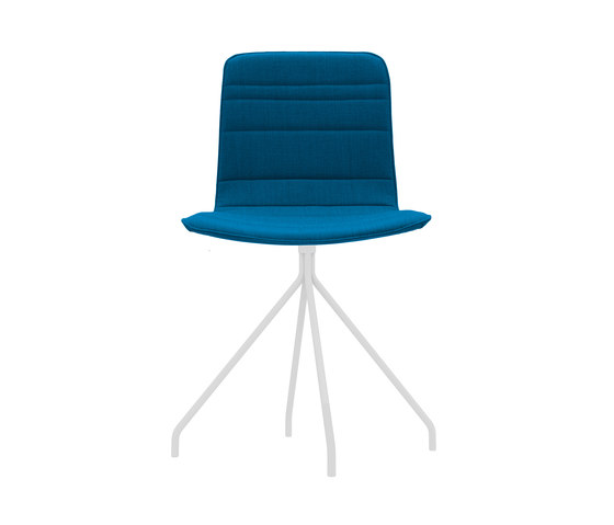 Klip by viccarbe | Visitors chairs / Side chairs