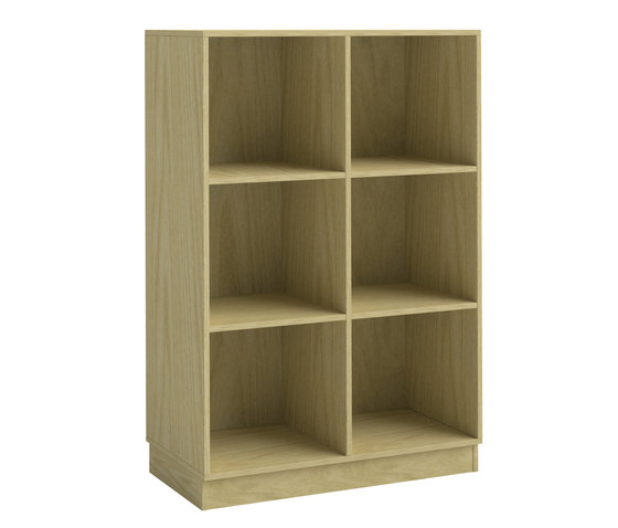 quadro bookcase cabinets from cube design architonic