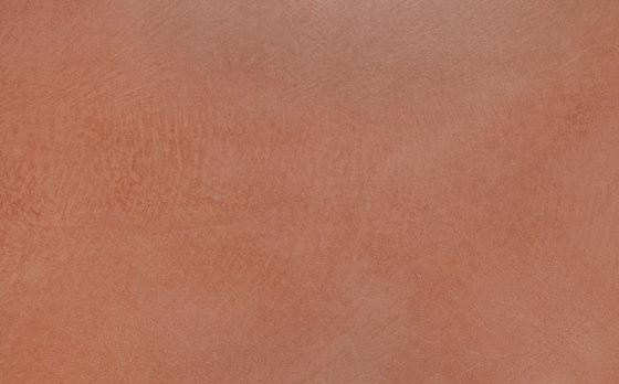 Microtopping - Rosso Mattone di Ideal Work | Pannelli cemento