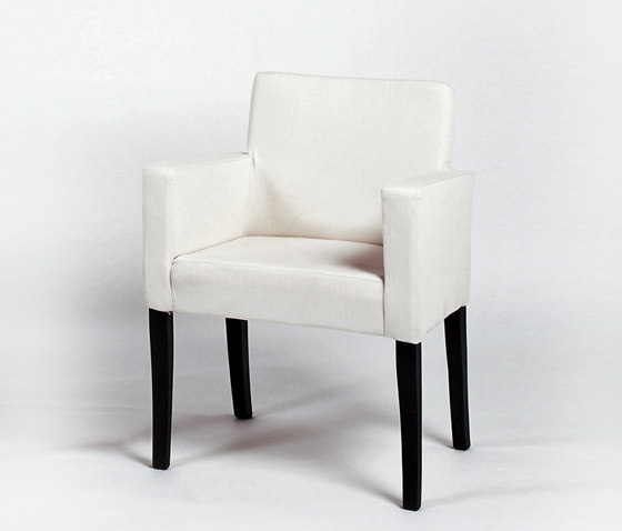 Andrew armchair by Lambert | Visitors chairs / Side chairs