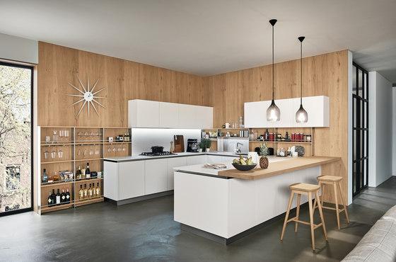 Oyster Pro de Veneta Cucine | Cocinas integrales
