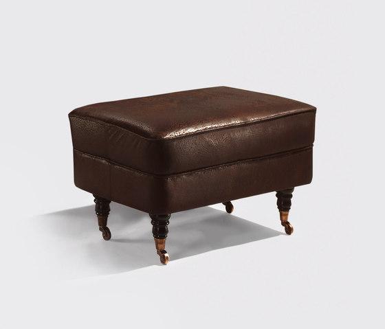 Continental stool de Lambert | Poufs