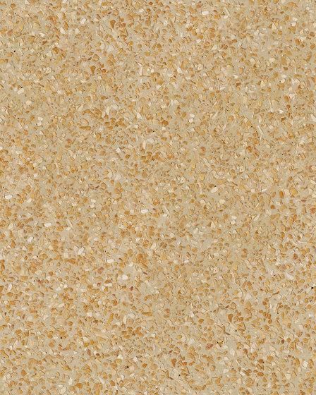 Sassoitalia Floor - Paglia, Bianco-Grigio, Giallo oro di Ideal Work | Pavimenti calcestruzzo / cemento