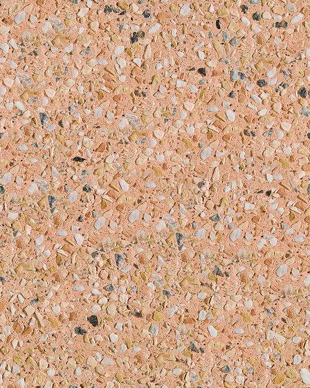 Sassoitalia Floor - Terra Toscana, Bianco, Misto orientale di Ideal Work | Pavimenti calcestruzzo / cemento
