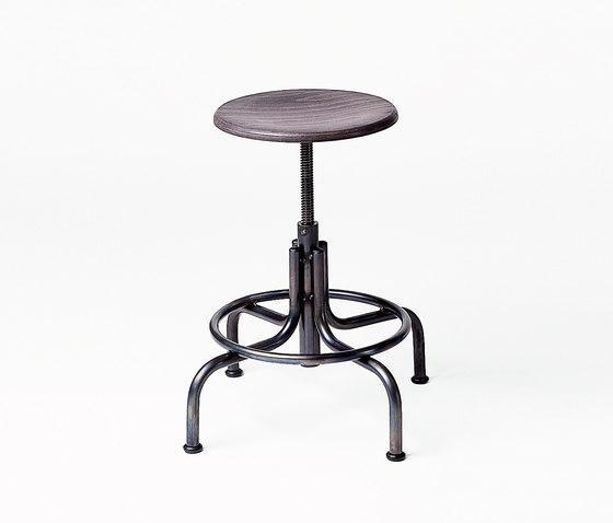 Industrie stool de Lambert | Tabourets de bureau