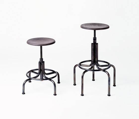Industrie stool di Lambert | Sgabelli bancone
