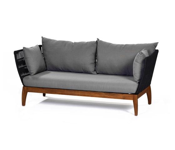 Miikka sofa 2-seater de Lambert | Sofás de jardín