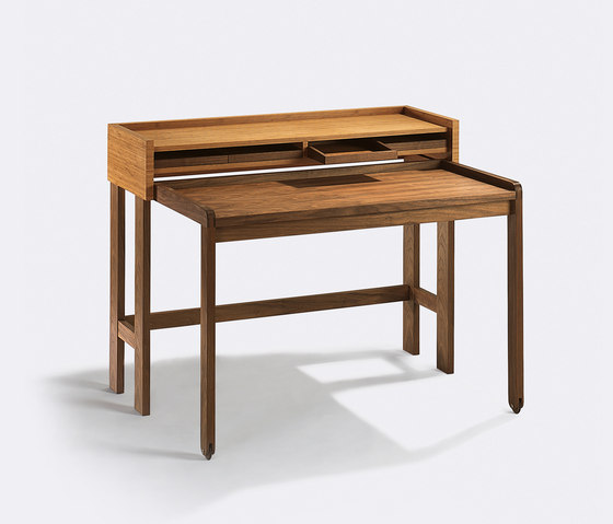 Modesto secretary desk by Lambert | Desks