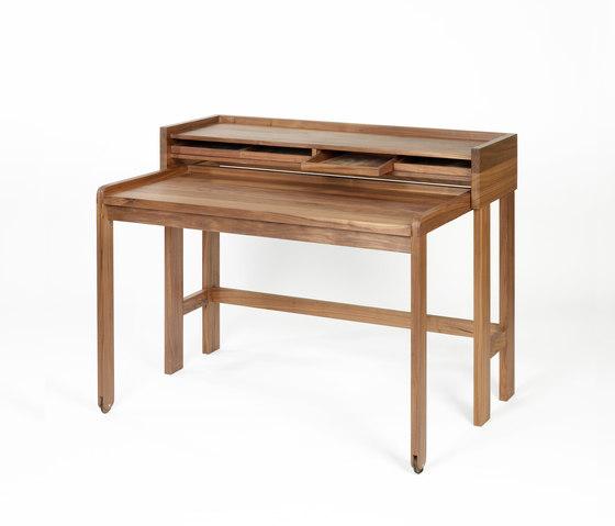 modesto by lambert secretary desk coffee table product. Black Bedroom Furniture Sets. Home Design Ideas
