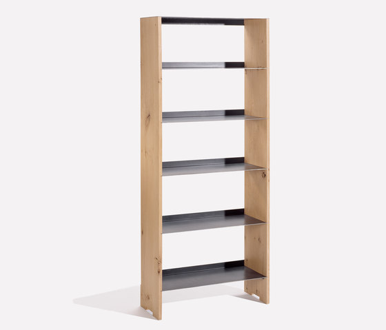 morton shelving sistemas de estanter a de lambert architonic. Black Bedroom Furniture Sets. Home Design Ideas