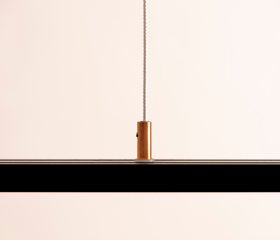 S.O.L. Sea of Light suspended light by Ferrolight | Suspended lights