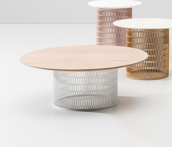 Mesh side table by KETTAL | Coffee tables
