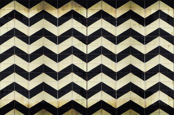 Tiles V di Wall&decò | Carta da parati / carta da parati