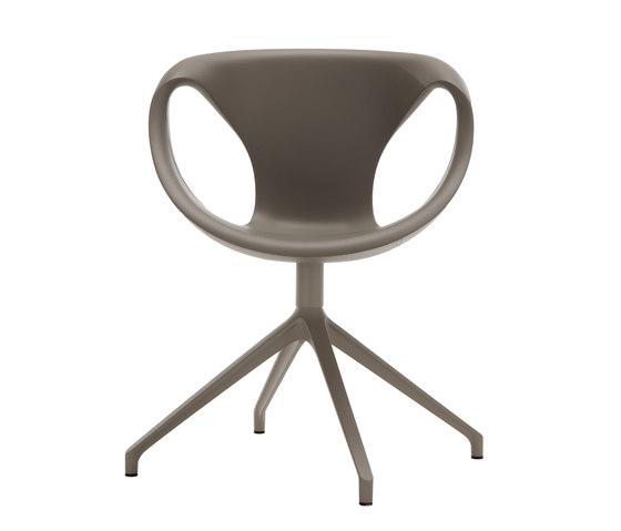 Up chair I 907 de Tonon | Sillas para restaurantes