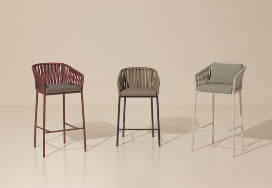 Bitta bar stool de KETTAL | Tabourets de bar