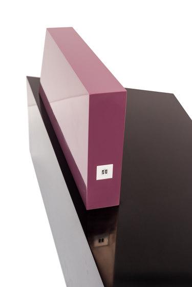 Pause P 02LX | P 01LX von AMOS DESIGN | Sitzbänke