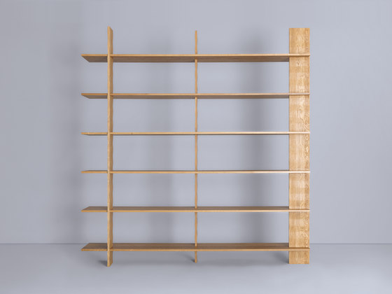 3° Regal by Zeitraum | Shelving