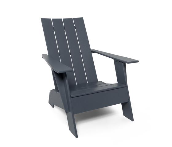 Adirondack 4 Slat compact de Loll Designs | Sillones de jardín