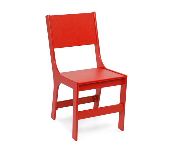 Alfresco Cricket Chair solid de Loll Designs | Sillas