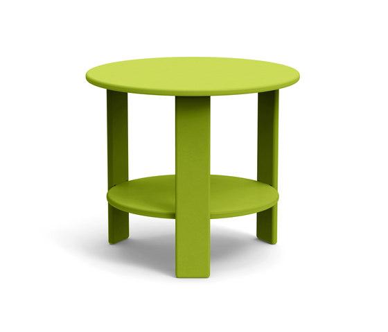 Lollygagger Side Table round de Loll Designs   Mesas auxiliares