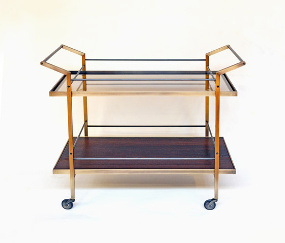 Kent Bar Cart de DLV Designs | Carritos