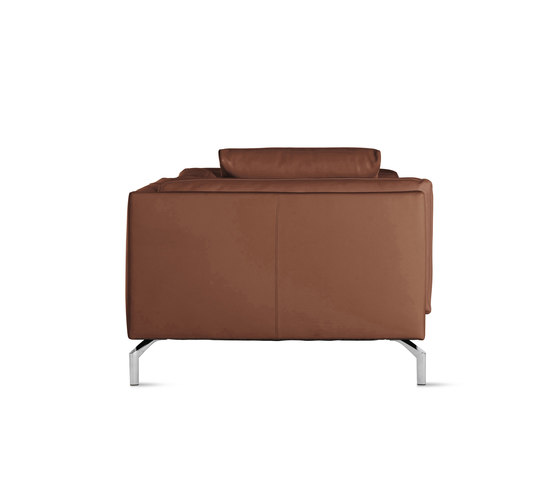 "Como 80"" Sofa in Leather von Design Within Reach 