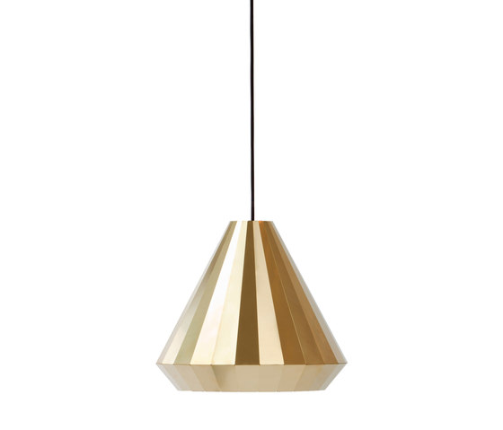 Brass Light BL-25 de Vij5 | Lámparas de suspensión