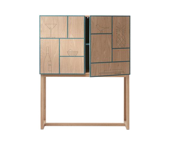No Secrets Cabinet di A2 designers AB | Credenze