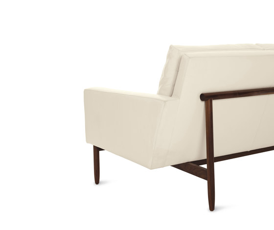Raleigh Sofa in Leather de Design Within Reach | Sofás