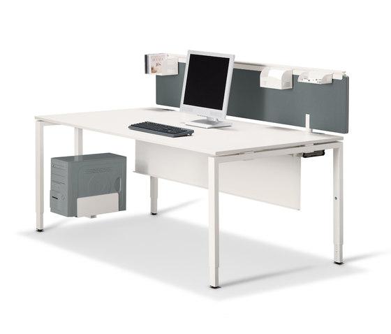 Tibas Workstation by Haworth | Desks