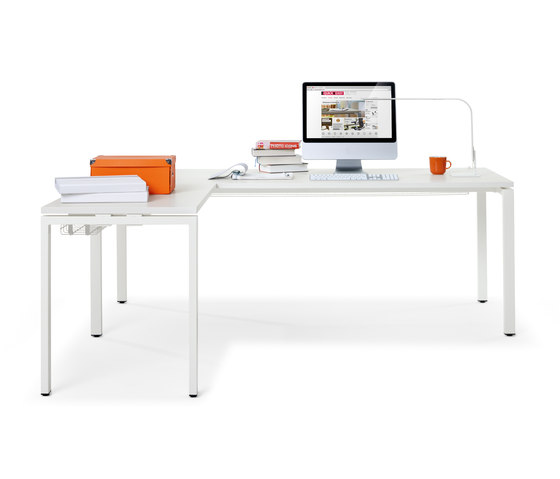 Tibas Workstation by Haworth | Individual desks