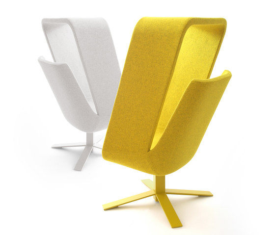 Windowseat Canopy Armchairs From Haworth Architonic