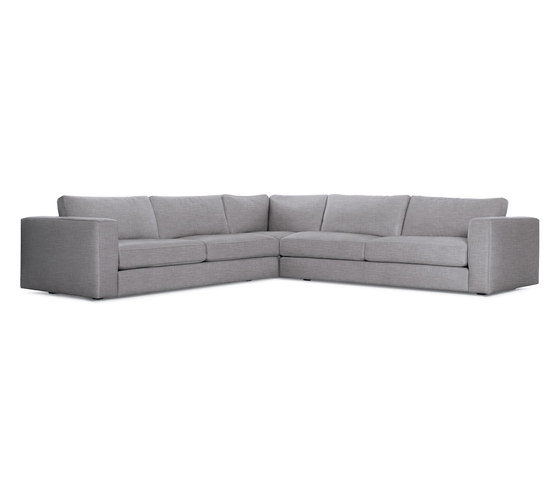Reid Corner Sectional in Fabric by Design Within Reach | Sofas