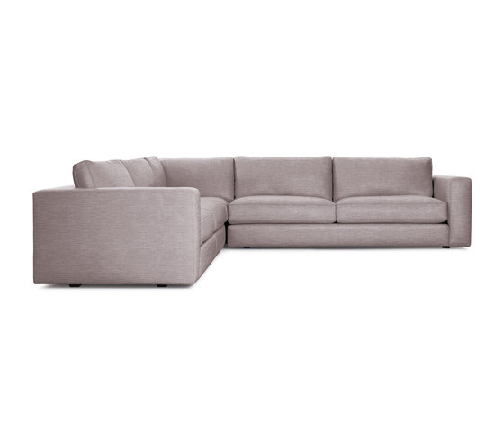 Reid Corner Sectional in Fabric by Design Within Reach | Modular sofa systems