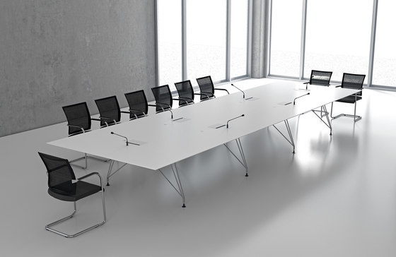 A1 de BK CONTRACT | Mesas de conferencias