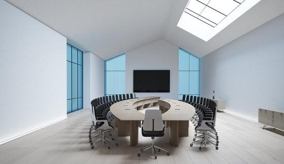 Meeting di BK CONTRACT   Tavoli contract