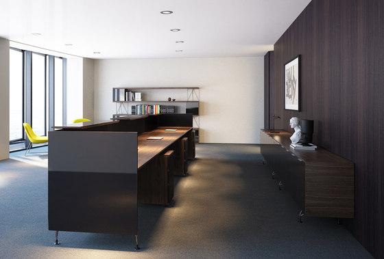 Reception by BK CONTRACT | Reception desks