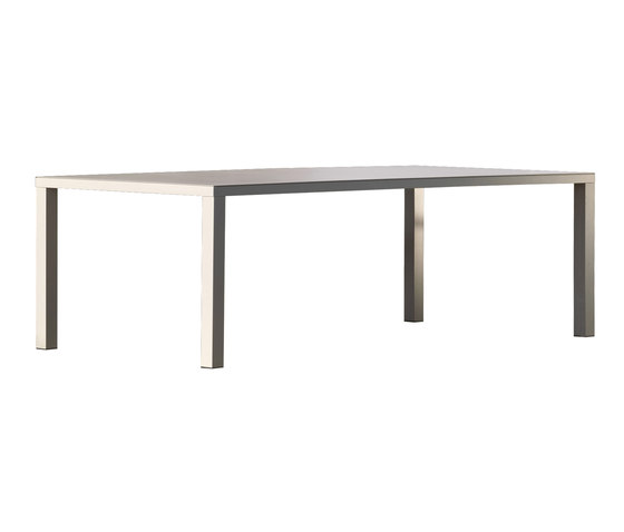 Omnia Selection - Easy rectangular table by Fast | Dining tables