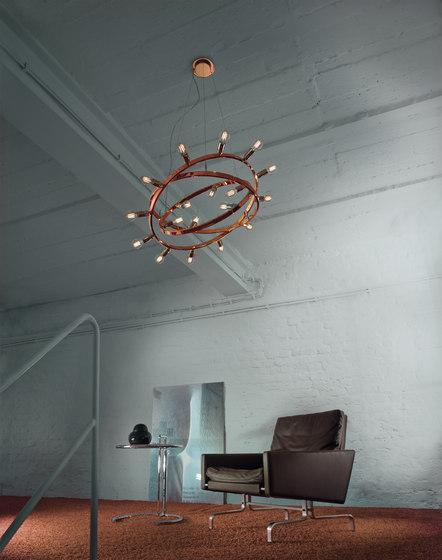 Dione Copper de Licht im Raum | Iluminación general