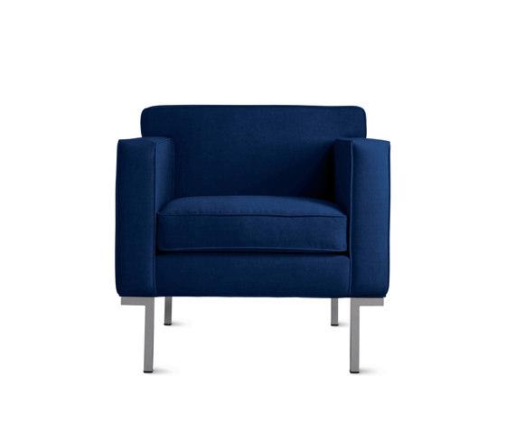 Theatre Armchair in Fabric von Design Within Reach | Sessel
