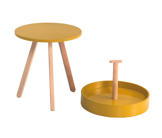 Gibliz Tavolino di Atelier Pfister   Vassoi