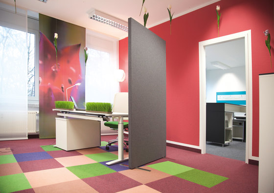 SmartLine│partition by silentrooms   Privacy screen